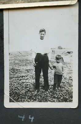 Uncle Lewis, Everett