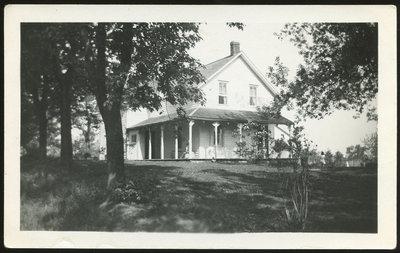 Cornelius and Nancy Maracle's Homestead