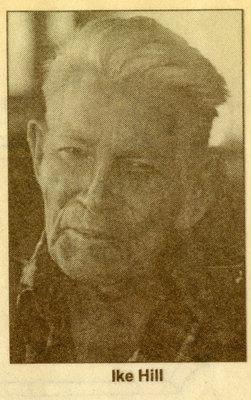 William Isaac (Ike) Hill