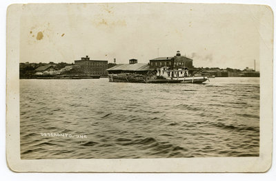 Postcard of Deseronto, Ontario