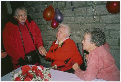 Jean John, Bernice Maracle (Birthday), Beatrice Brant
