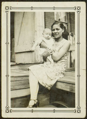 Alva & Baby