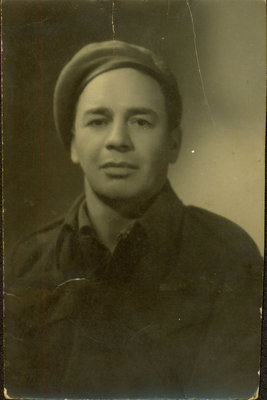 Soldier Gordon Maracle, from the Second World War.