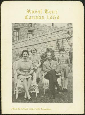 Royal Tour Canada, 1959