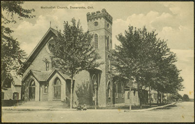 Methodist Church, Deseronto, Ont.