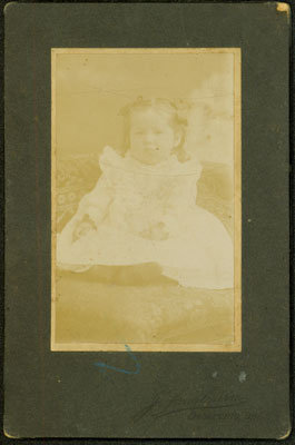 Unidentified Baby Girl