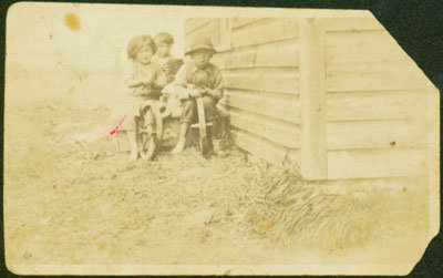 Helen, Herb and Carman Brant