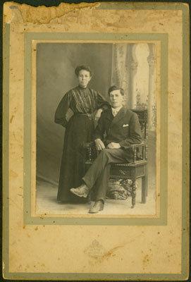 Uncle Albert & Aunt Florence