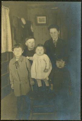 Five Unidentified Children