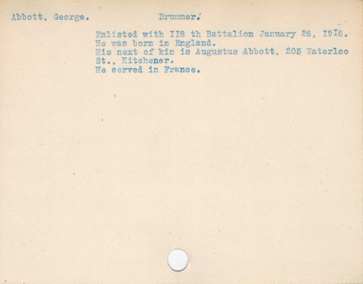 Abbott, George Joseph