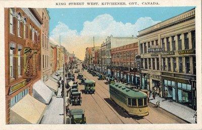 King Street West, Kitchener, Ontario