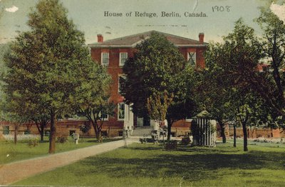 Waterloo County House of Industry and Refuge