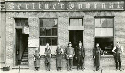 Rittinger and Motz printing office