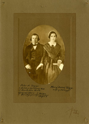 Peter N. and Mary Tagge