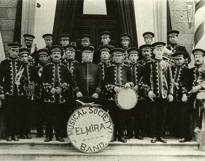 Elmira Musical Society Band