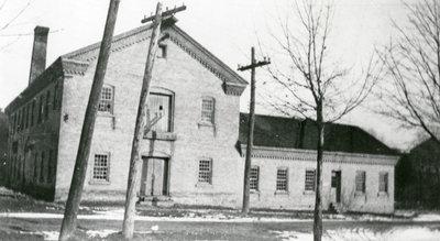 Doon Twines mill building, Doon, Ontario