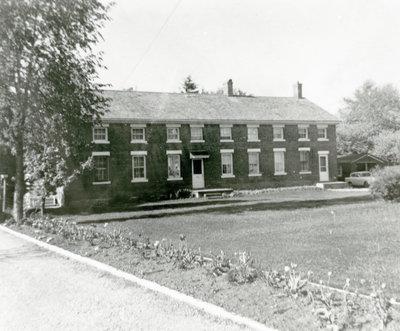 Doon Twines boarding house, Doon, Ontario
