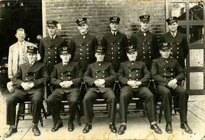 Kitchener Fire Department members