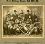 Berlin Bankers Hockey Club, 1907-08