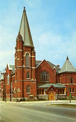 St. Andrew's Presbyterian Church, Kitchener, Ontario
