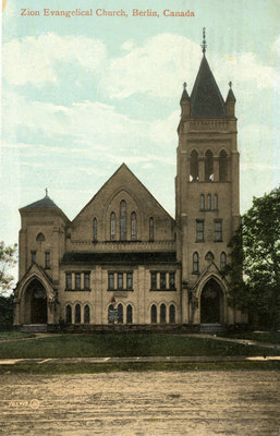 Zion Evangelical Church, Berlin, Ontario