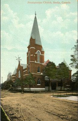 St. Andrew's Presbyterian Church, Berlin, Ontario