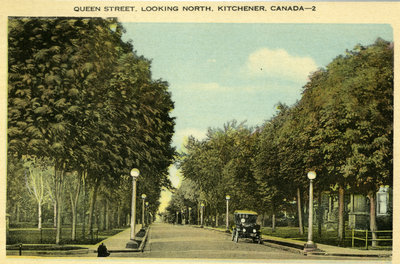 Queen Street, Kitchener, Ontario