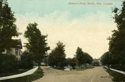 Hibner's Park, Berlin, Ontario