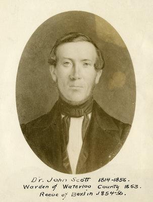 Dr. John Scott