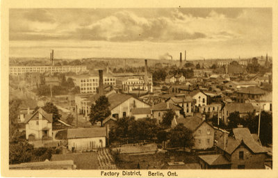 Factory District, Berlin, Ontario