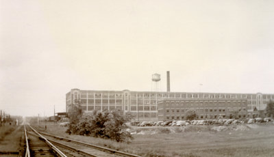 Dominion Tire plant