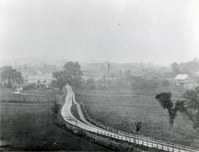 Upper Doon, view looking west