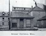 Spiers' Oatmeal Mill, Galt, Ontario