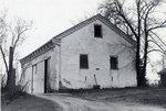 Coach house at the Jacob Y. Shantz home