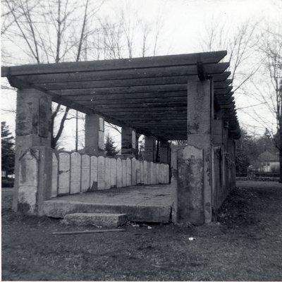Pioneer Pergola, Galt, Ontario