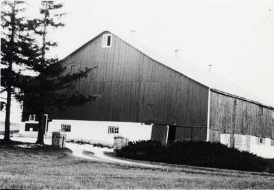John C. Snyder barn