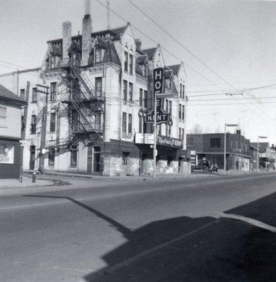 Kent Hotel, Waterloo, Ontario: Grace Schmidt Room Digital Collection