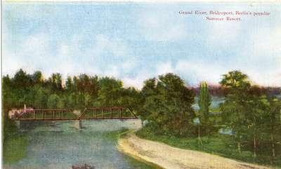 Grand River, Bridgeport, Ontario