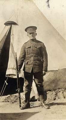 Private Louis Bender