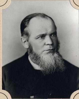 Reverend Peter Alles