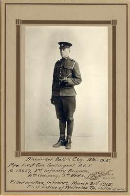 Alexander Ralph Eby