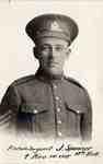 Platoon Sergeant J. Spooner