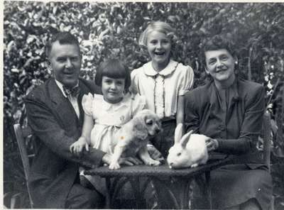 William Cook family