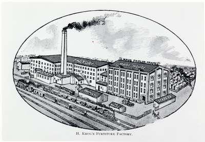 H. Krug's Furniture Factory
