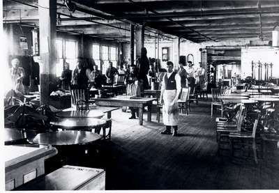 h krug furniture company factory grace schmidt room