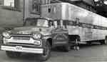 Kitchener Public Library bookmobile