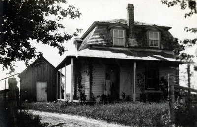 La maison du chemin Robillard