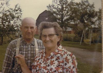 Henri & Alexina Forget (St-Pierre)