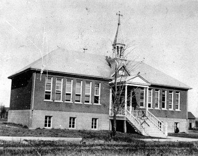 L'école de Limoges.