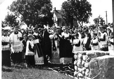 Célébration des fêtes du cinquantenaire de Limoges.